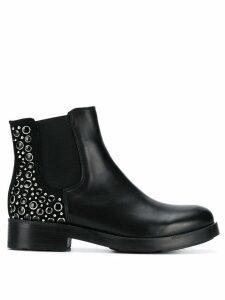 Tosca Blu studded ankle boots - Black