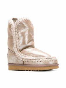Mou Eskimo 24 boots - Neutrals