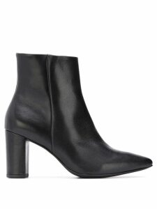 Hogl pointed ankle boots - Black