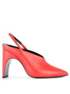 Pierre Hardy slingback pumps - Red
