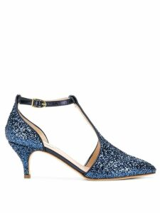 Polly Plume Jackie Wannabe pumps - Blue
