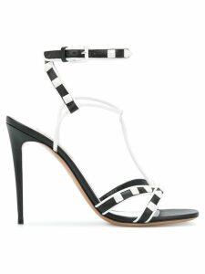 Valentino Valentino Garavani VLTN Free Rockstud sandals - Black