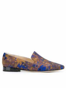 Jimmy Choo Jaida loafers - Blue