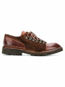 Fauzian Jeunesse lace-up shoes - Brown