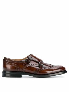 Church's Lana monk shoes - Brown