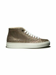 SWEAR Vyner Hi-top sneakers - Metallic