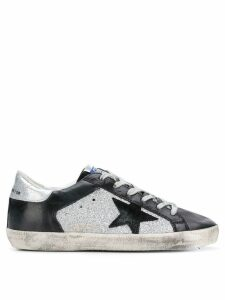 Golden Goose Superstar sneakers - Metallic