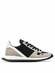 Rick Owens lace-up sneakers - Black