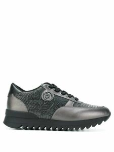 Armani Jeans lace-up sneakers - Black