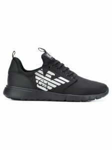 Ea7 Emporio Armani running sneakers - Black