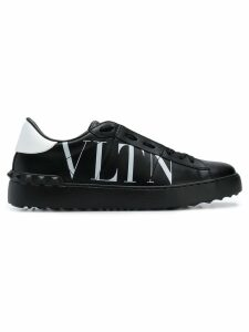 Valentino Valentino Garavani Rockstud VLTN open sneakers - Black