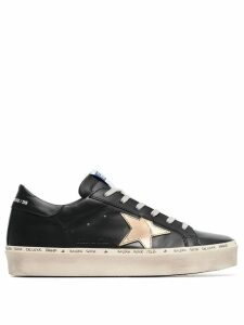 Golden Goose Superstar leather sneakers - Black