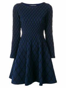 Antonino Valenti flared knitted dress - Blue