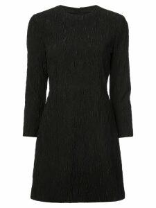 Jason Wu Collection textured mini dress - Black