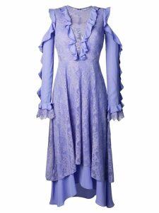 Three Floor Lovelorn dress - Blue