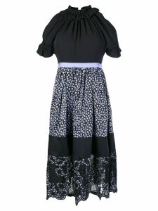Three Floor Bella Flordress - Black