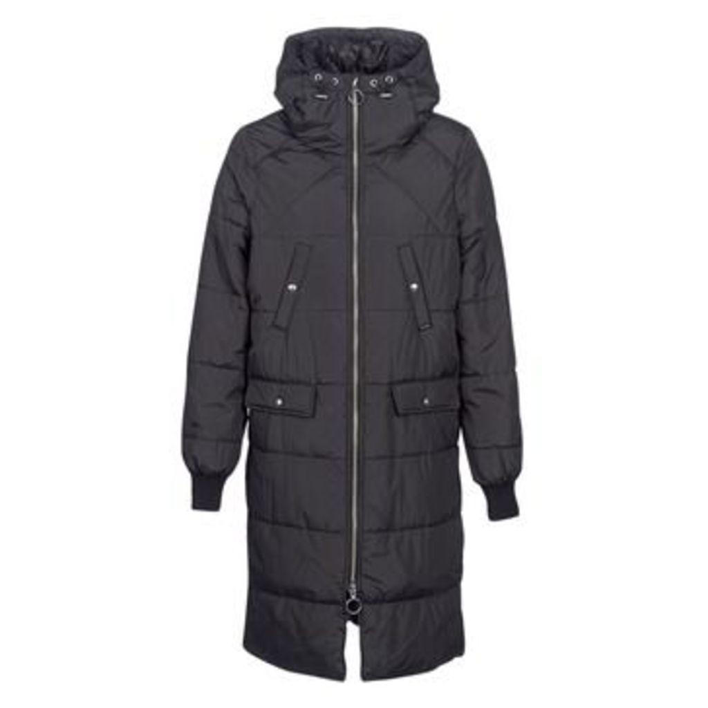 Volcom  CHILLAX IN PUFFA  women's Jacket in Black