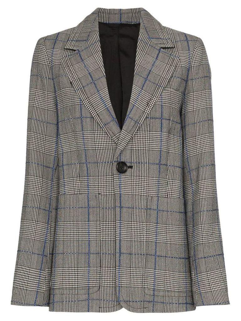 Joseph annab textured check wool jacket - Unavailable