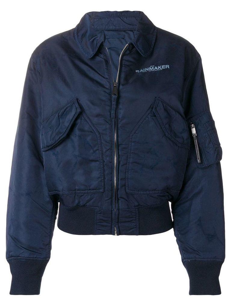 Alyx Pilot bomber jacket - Blue