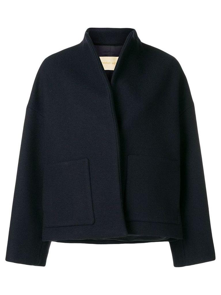 Christian Wijnants Caspir jacket - Blue