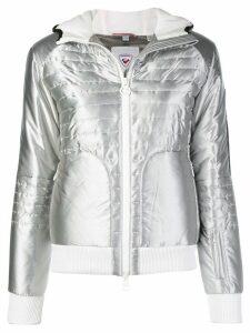 Rossignol Cyrus light metallic hoodie