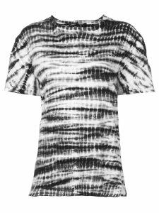 Proenza Schouler Tie Dye Short Sleeve T-Shirt - Multicolour