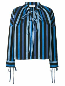 Osman Jacky striped blouse - Blue