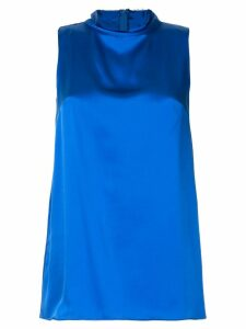 Bambah turtle neck tunic - Blue