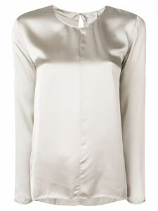 Forte Forte plain blouse - NEUTRALS
