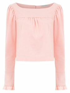 Martha Medeiros long sleeved top - PINK
