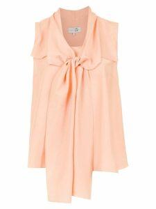 Alcaçuz ruffled Formidável blouse - Pink