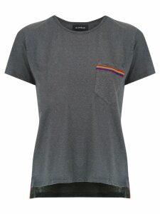 Olympiah 'Camino' t-shirt - Grey