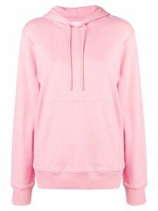 Helmut Lang baby pink hoodie