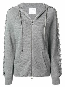 Barrie Troisieme Dimension cashmere hoodie - Grey