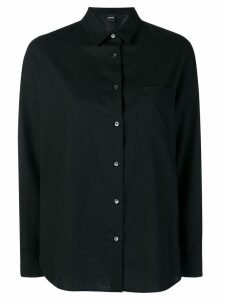 Aspesi button-down relaxed shirt - Blue