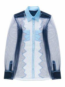 Viktor & Rolf Classic Cut shirt - Blue
