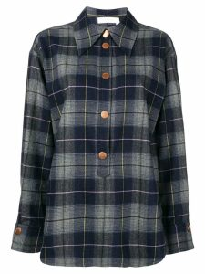 See By Chloé checked shirt - Blue