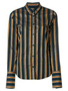 Isabel Marant striped shirt - Blue