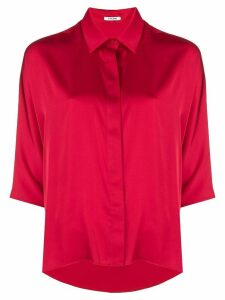 Styland short sleeved shirt - Red