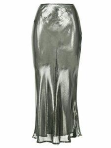 Georgia Alice Hils pencil skirt - Metallic