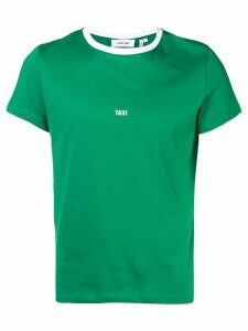 Helmut Lang slim fit T-shirt - Green