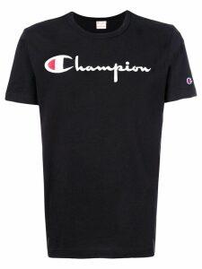 Champion logo print T-shirt - Black