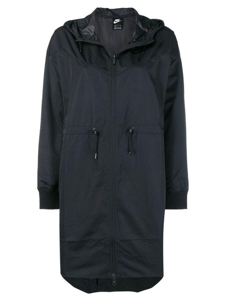 Nike Shield Windrunner jacket - Black