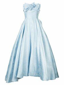 Bambah Georgia Cinderella gown - Blue