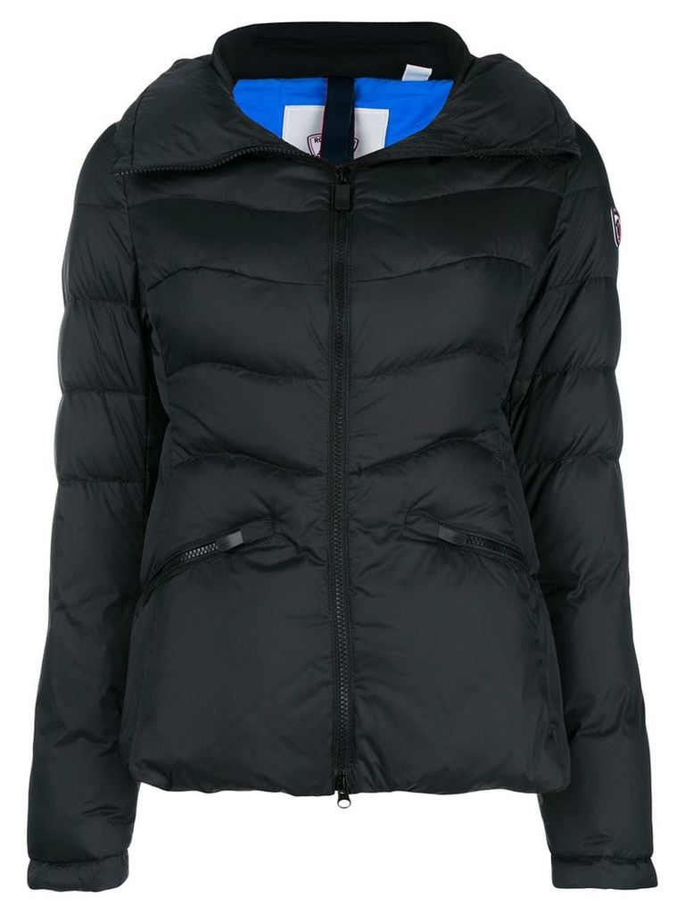 Rossignol fitted padded jacket - Black