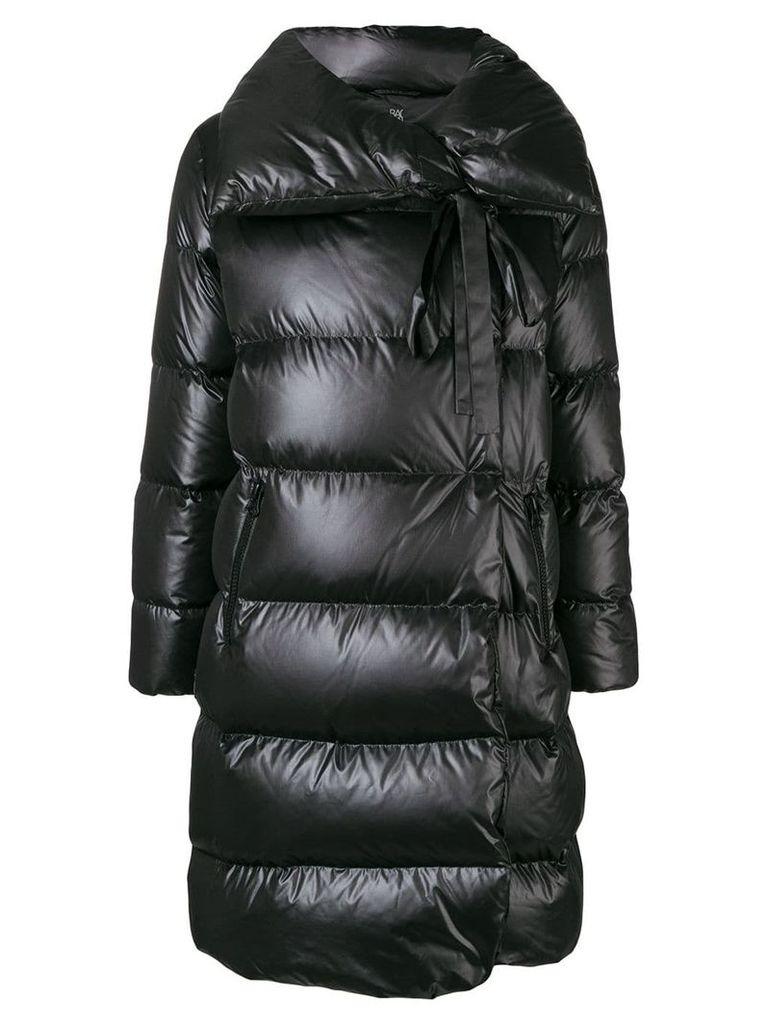 Bacon puffer jacket - Black