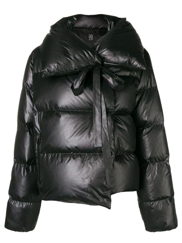 Bacon padded jacket - Black