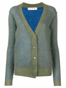 Marni v-neck cardigan - Green