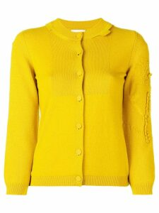 Barrie Bright Side cashmere cardigan - Yellow