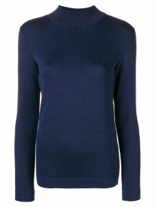 Stephan Schneider Sassoon turtleneck sweater - Blue